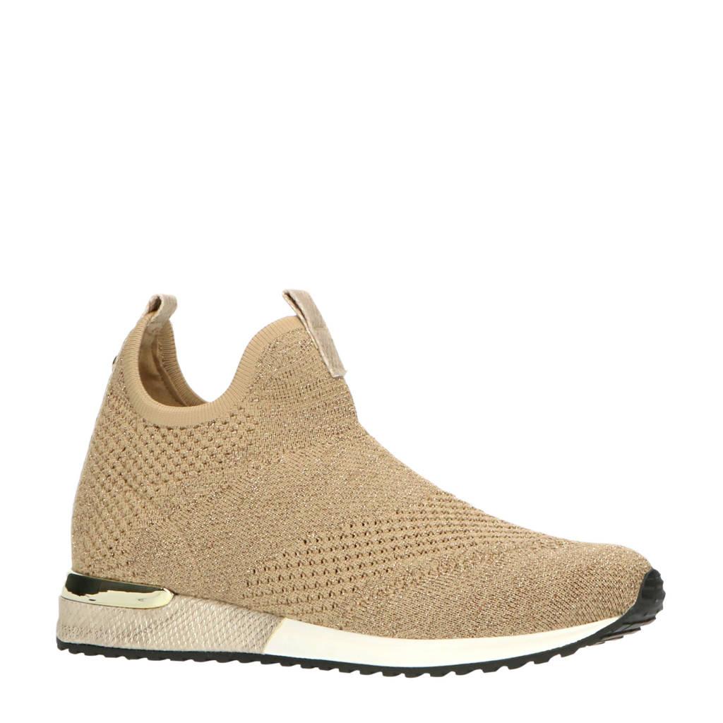 La Strada   sneakers goud/zilver, Goud/zilver