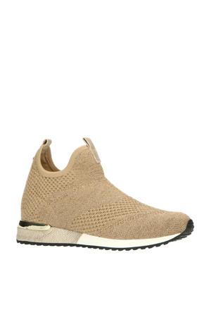 sneakers goud/zilver