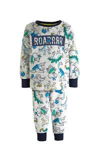 C&A Palomino   pyjama all over print grijs, Grijs