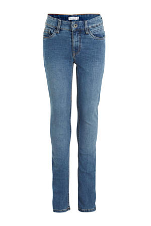 X-slim fit jeans Theo stonewashed