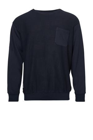 +size sweater zwart