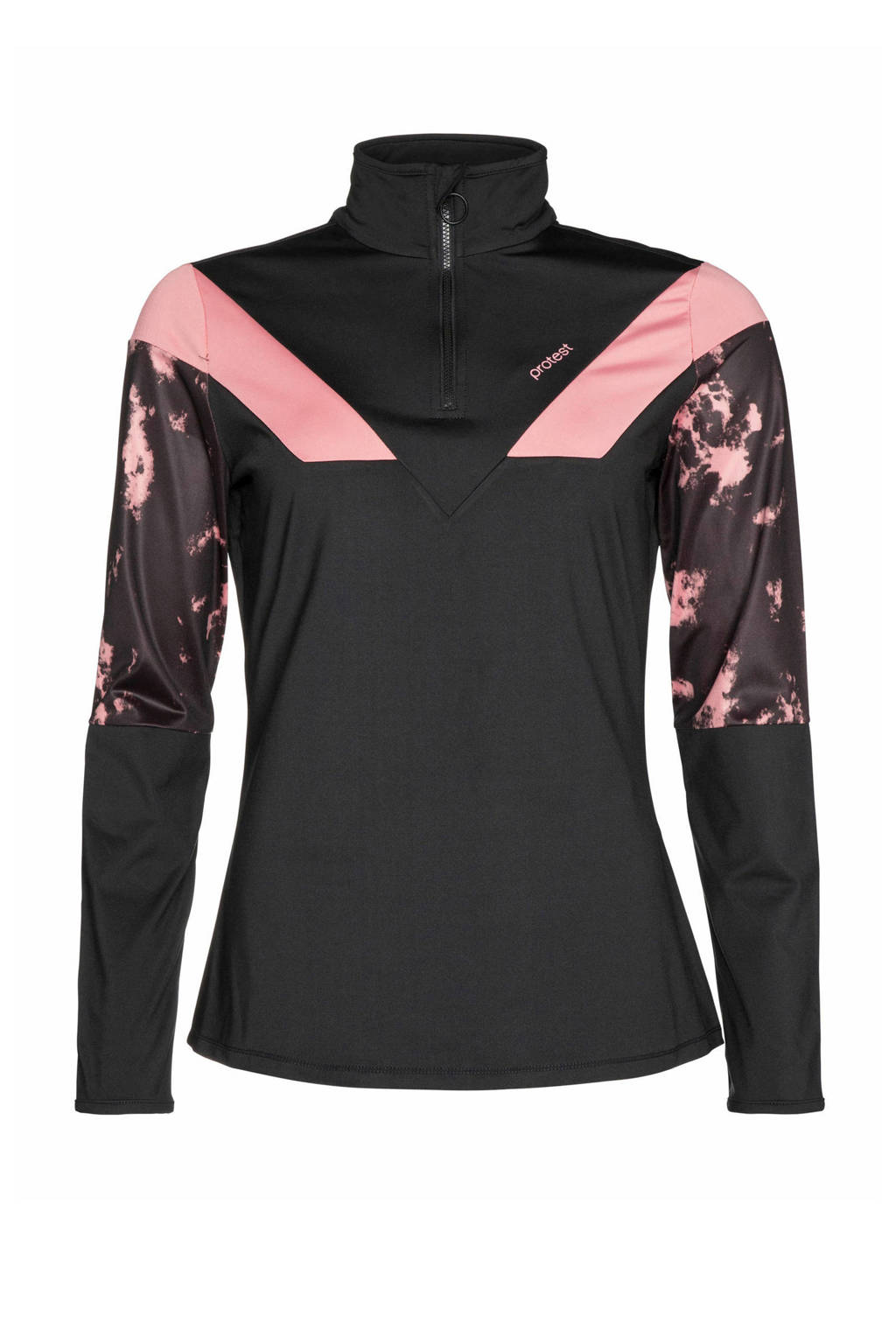 Protest Skipully Bubble zwart/roze, Think Pink