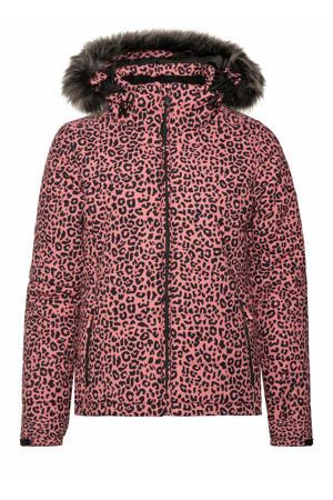 ski-jack Cheetah roze