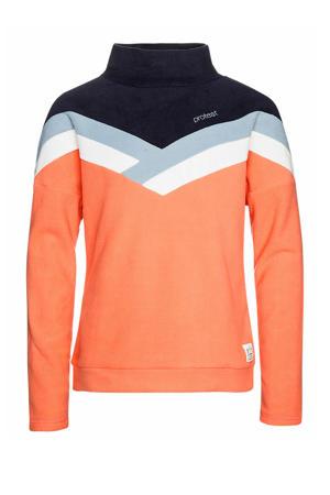 skipully Wink Jr. oranje/donkerblauw