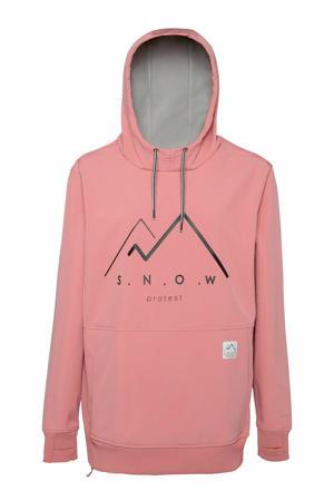 Faith ski-anorak roze
