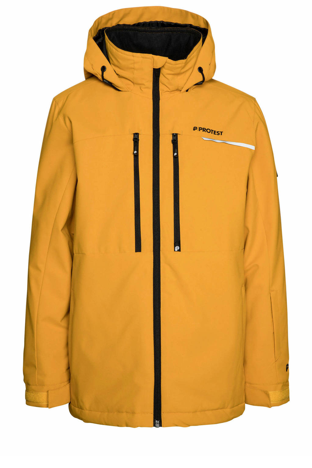 Protest ski-jack Flynn geel, Dark yellow