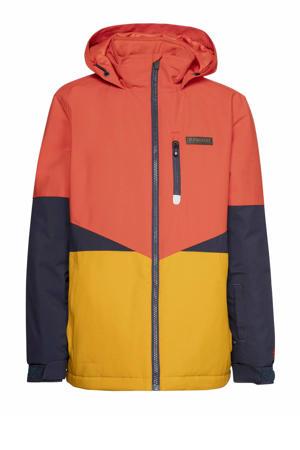 ski-jack Dash Jr oranje