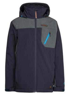ski-jack Amaze blauw