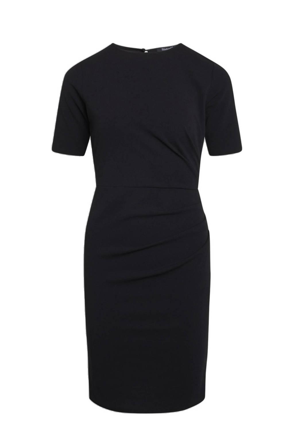 SisterS Point jurk zwart, Zwart