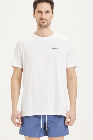 T-shirt ALDER wit