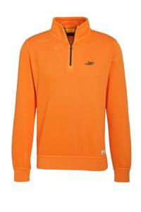 New Zealand Auckland sweater Red Peak oranje, Oranje