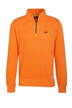 sweater Red Peak oranje
