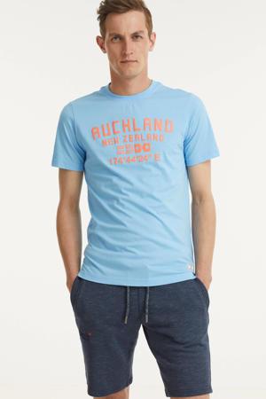 T-shirt met logo celtic blue