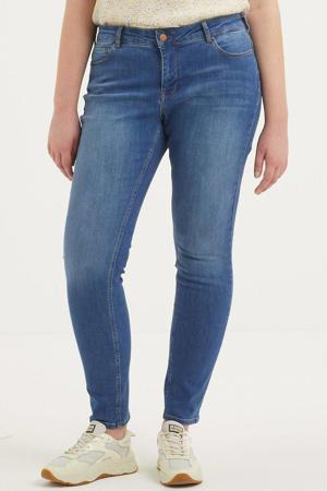 low waist skinny jeans Sanna light denim stonewashed