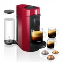 Magimix Nespresso VertuoPlus koffieapparaat (rood), Rood