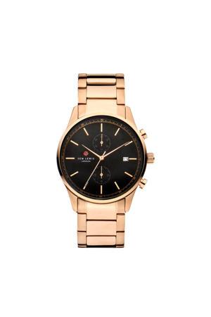 Primrose Hill horloge SL1100029 rosé/zwart