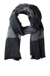 Sarlini sjaal donkerblauw, Donkerblauw