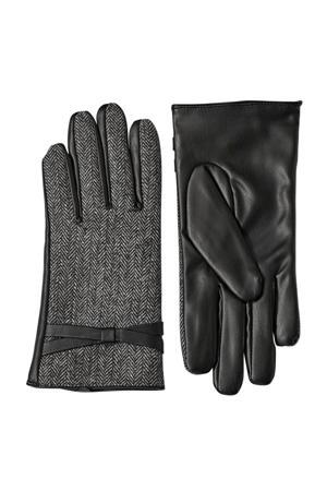 handschoenen zwart/antraciet