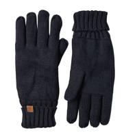 Sarlini handschoenen donkerblauw, Donkerblauw