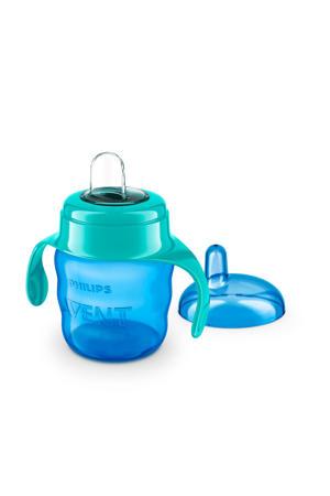 drinkbeker 200 ml blauw