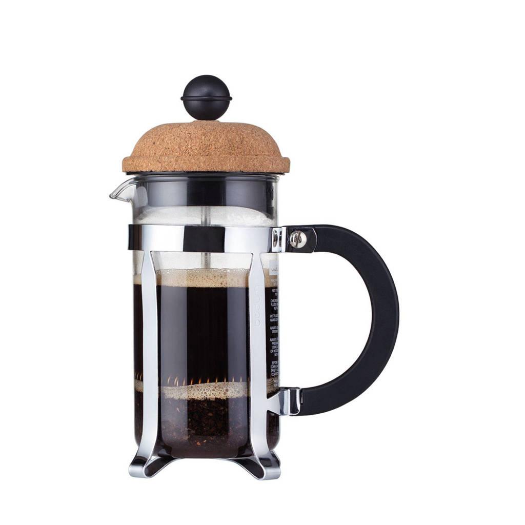 Bodum cafetière Chambord Kurk (0.35 liter), Antraciet