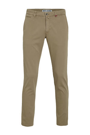 slim fit chino Lennox military beige