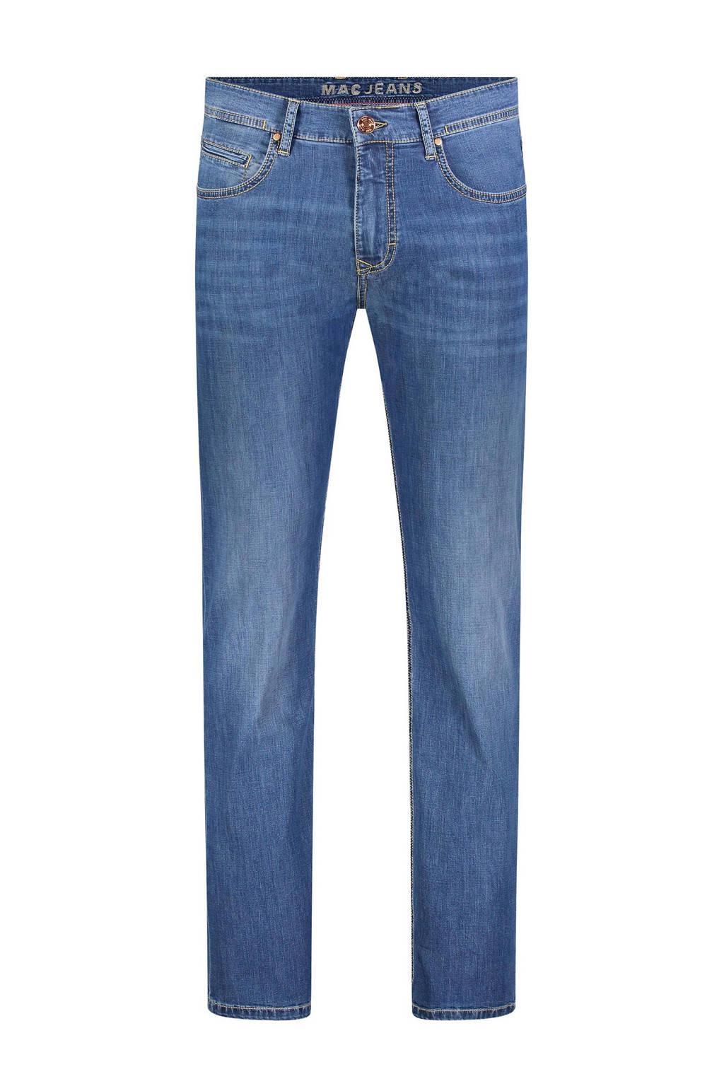 MAC straight fit jeans Arne h430 midblue authentic used, H430 midblue authentic used