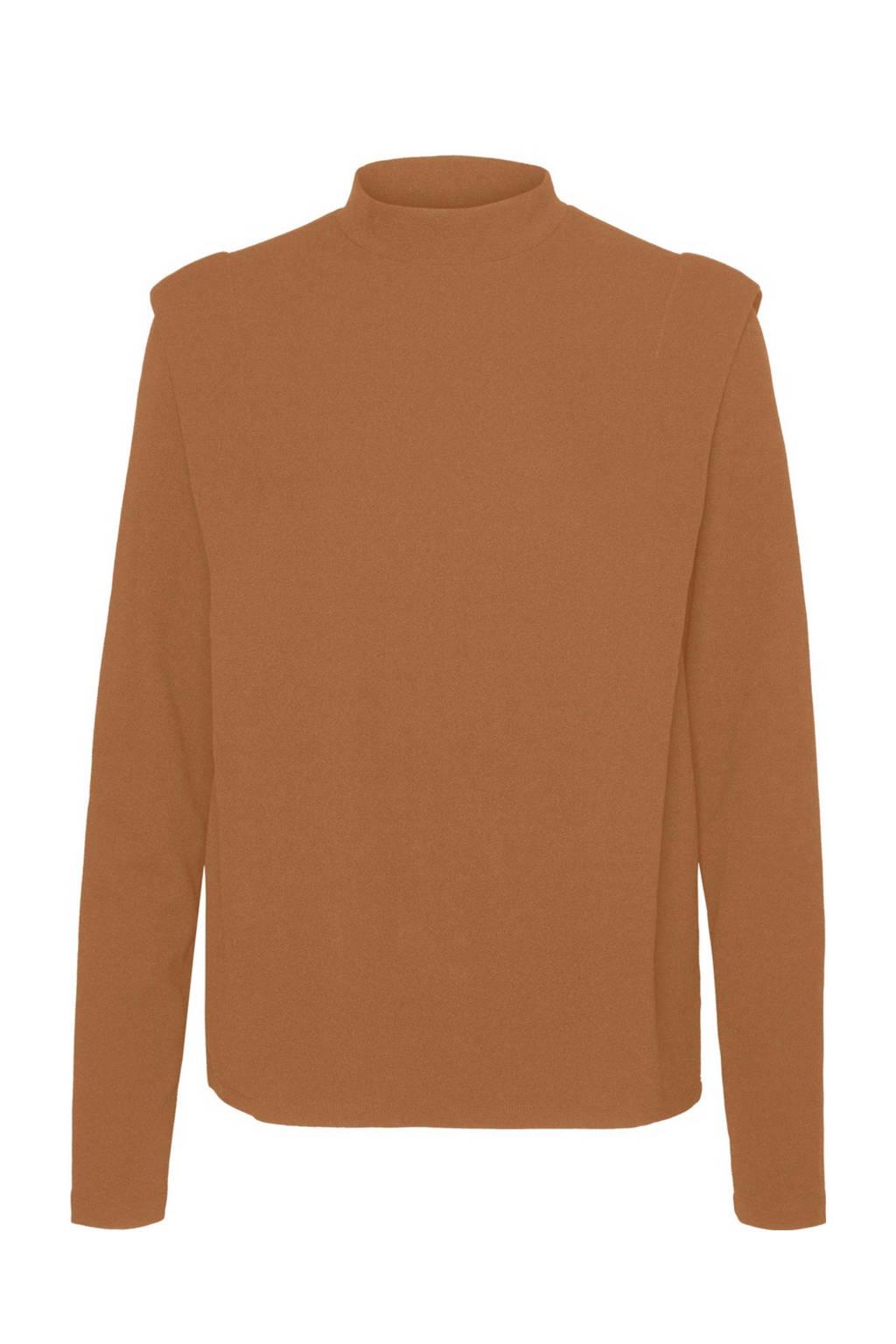 VERO MODA blouse VMLILIAN oranje, Oranje