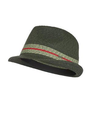 hoed antraciet