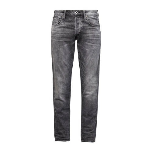 G-Star RAW 3301 straight tapered fit jeans faded bullit