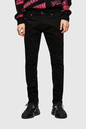 slim fit jeans D-Luster zwart