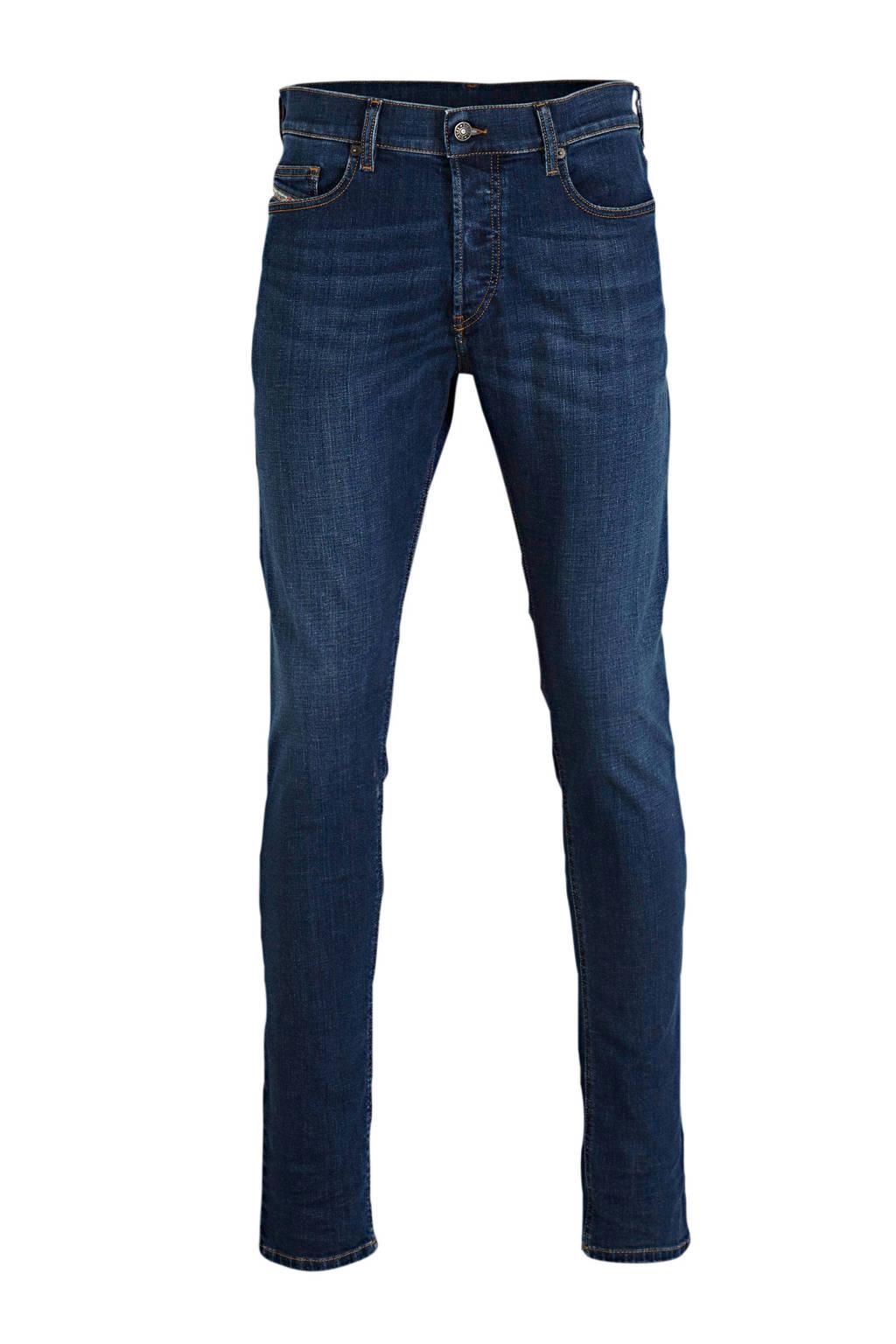 Diesel slim fit jeans D-Luster mid blue, Mid blue