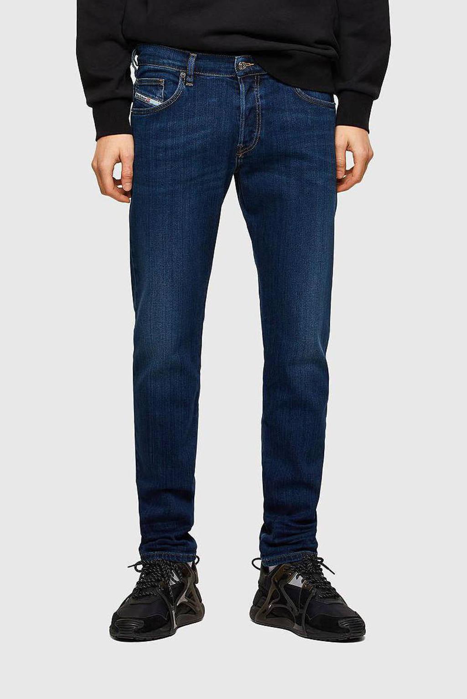 Diesel tapered fit jeans D-Yennox 01 dark blue, 01 Dark Blue