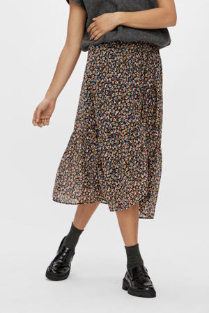 rok PCMACYA met all over print zwart