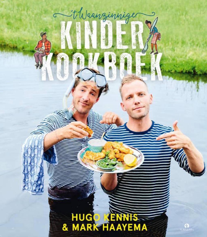 't Waanzinnige kinderkookboek - Mark Haayema en Hugo Kennis