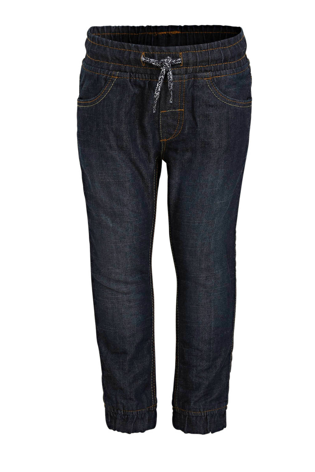 C&A Palomino slim fit jeans donkerblauw, Donkerblauw