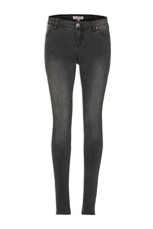 skinny jeans grijs denim