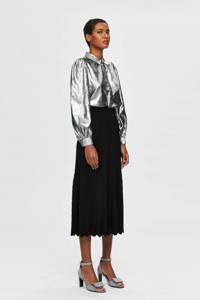 SELECTED FEMME blouse zilver, Zilver
