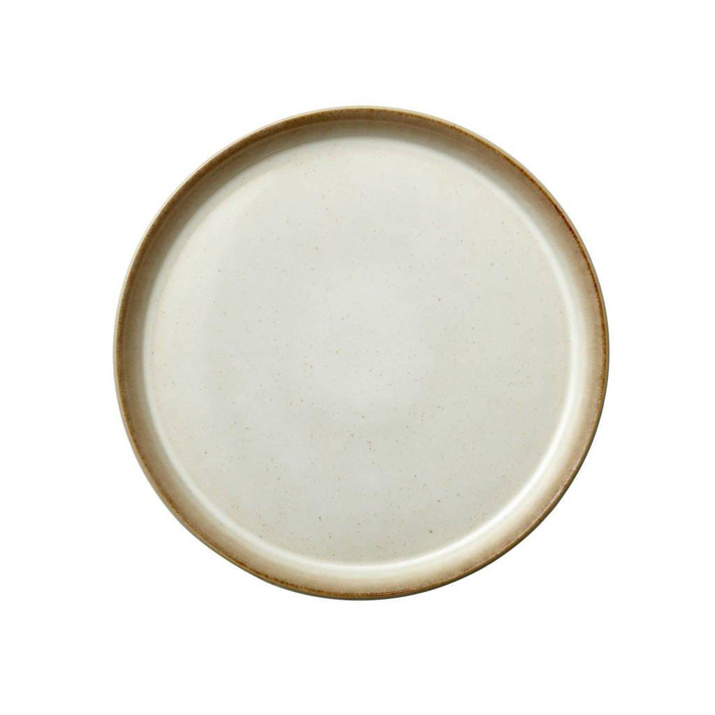 Bitz Dinerbord Creme (Ø27 cm)