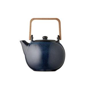 Theepot Blauw (1.2 Liter)