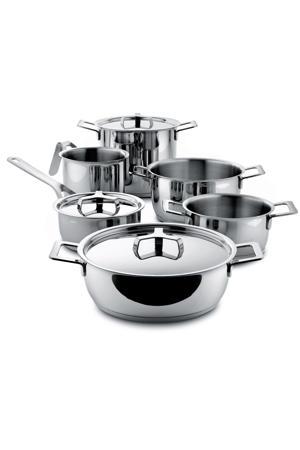 Pannenset Pots&Pans (6-Delig)