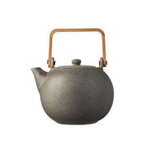 Theepot Grijs (1.2 Liter)