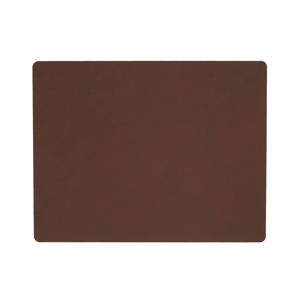Placemat Leer Nupo Donkerbruin (35x45 cm)
