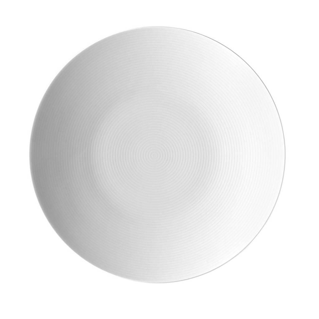Thomas Loft Ontbijtbord (Ø22 cm), Wit