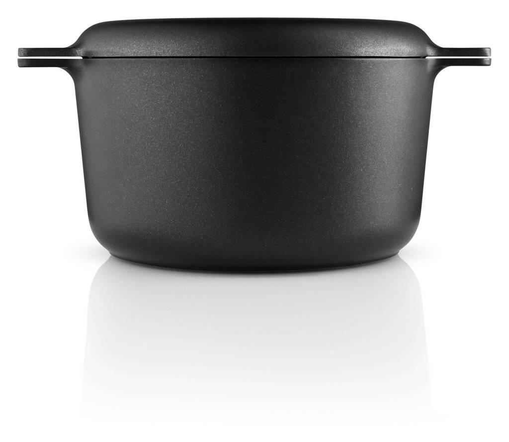Eva Solo  Kookpan Nordic Kitchen (3.0 Liter), Zwart