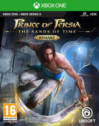 Prince of Persia - The sands of time (Remake) (Xbox One)