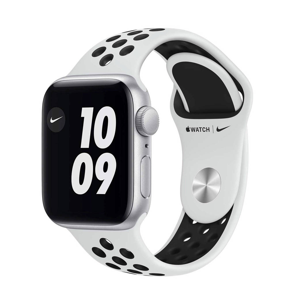 Apple Watch Nike SE 40mm smartwatch Silver