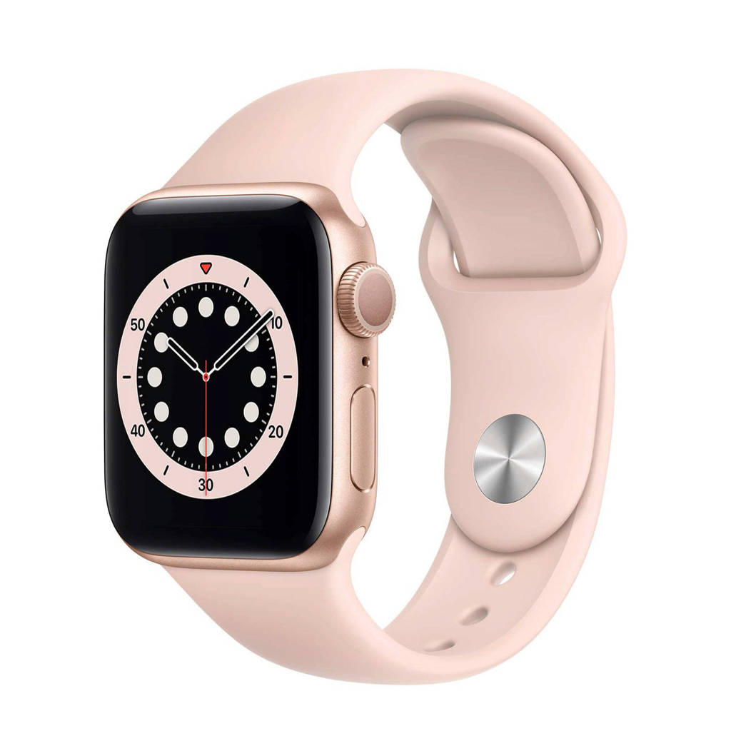 Apple Watch Series 6 40mm smartwatch Gold