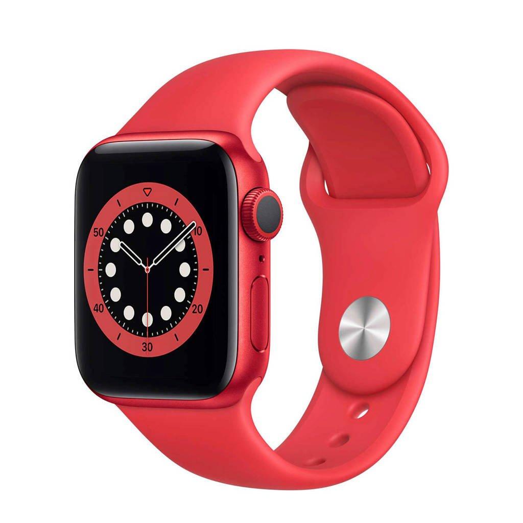Apple Watch Series 6 40mm smartwatch Red