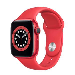 Watch Series 6 40mm smartwatch Red